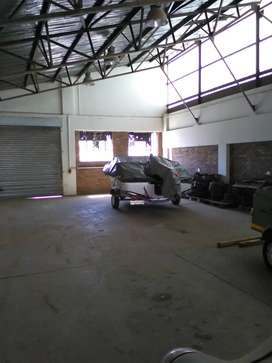 180m2 workshop to let in Benoni South