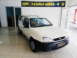 2007 ford bantam full service history with ford!only 103000kms!!