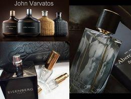 John Varvatos + Eisenberg + Abercrombie & Fitch\ Вся Линейка\ Распив