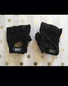 SNT Sports Leather Gloves