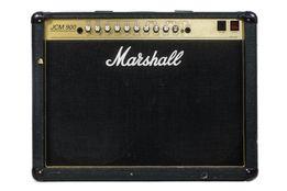 Marshall JCM 900 Hi-Gain Dual Reverb 4102 2x12 combo EL34 100W