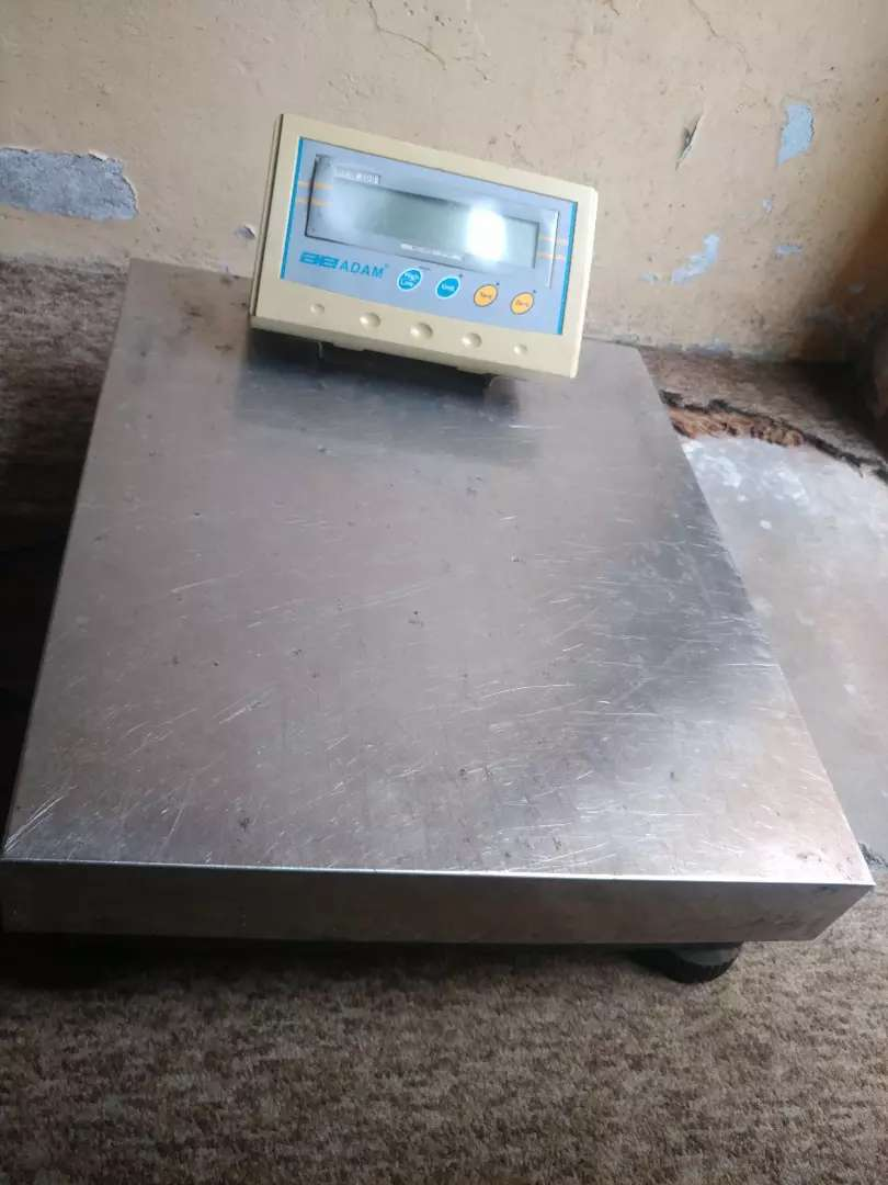 300kg electronic scale 0
