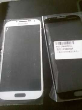S3 S4 S5 Samsung Galaxy top front glass