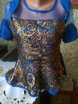 Нарядна блуза.