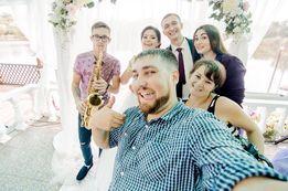 Саксофон, живая музыка. Запорожье Днепропетровск, музыкальное оформлен