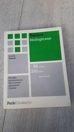 Tablice biologiczne. Leszek Trząski