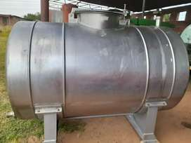 1000 liter Stainless Steel Milk Tank for sale