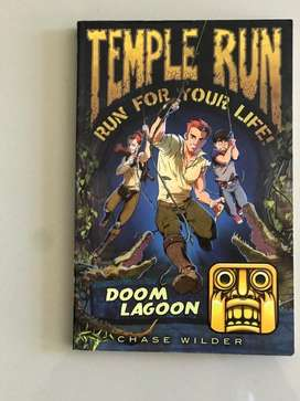 Temple Run book ages 9+