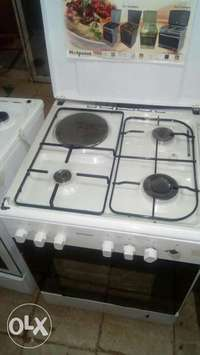 Hot point cooker 0