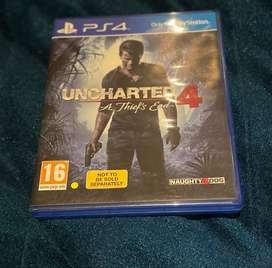 Uncharted 4 a thifs end