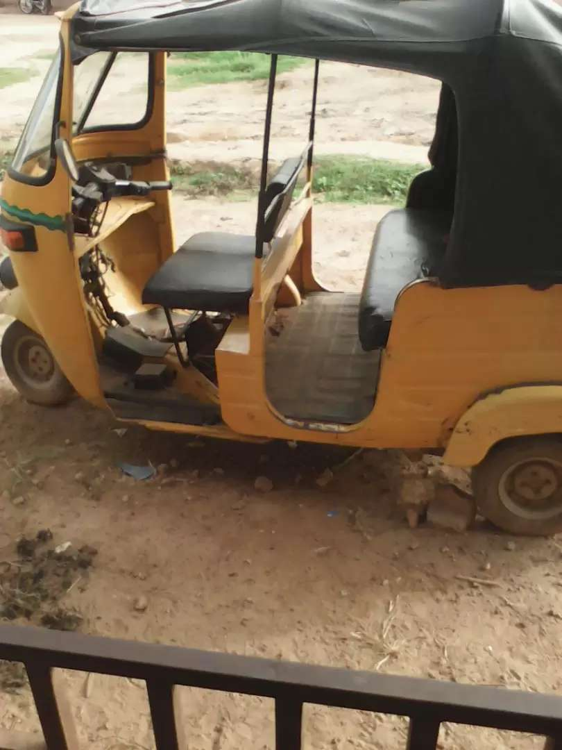 Keke Maruwa (Tricycle) For sale at an affordable price. 0