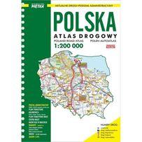 Polska- Atlas drogowy