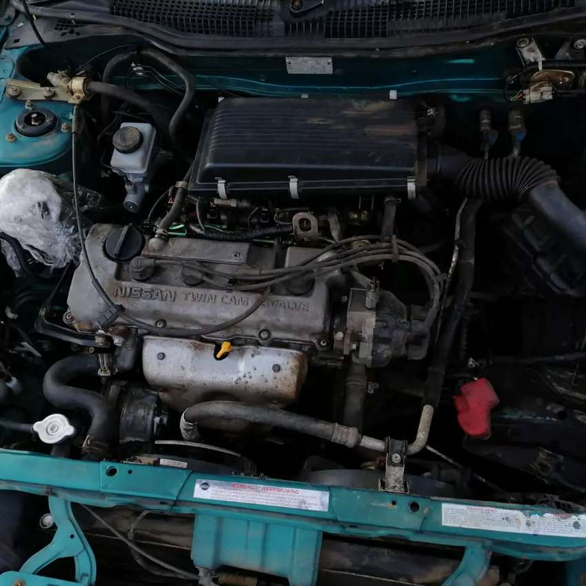 Nissan Sentra 1.6L injector stripping for spares 0