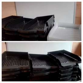 Letter Trays LOT-Used