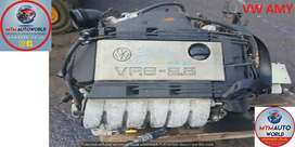SHARAN 2.8 VR6 AMY USED ENGINES FOR SALE