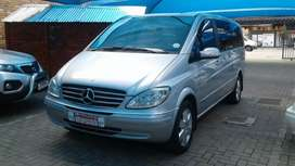 Mercedes-Benz viano 2.2 cdi automatic