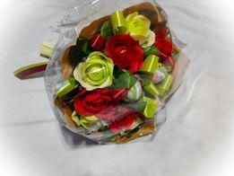Букети з цукерками