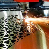 Лазерная резка металла, нержавейки, алюминия, раскрой листа