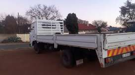 4 tonne truck for hire