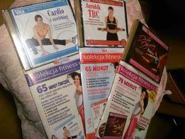 Fitness DVD kolekcja