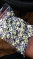 Полицейские лампочки стробоскопы в габариты 2 режима работы