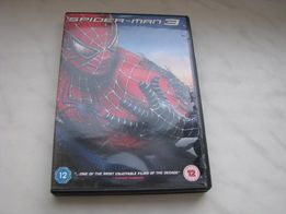 Film Spider-Man 3 na DVD po angielsku