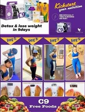 Weight loss management programme