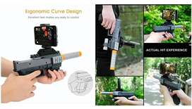 AR Game Gun with Bluetooth Controller for Cellphone
