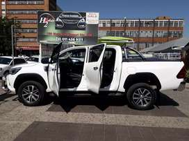 2018 Toyota hilux bakkie Automatic