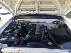 2.5 WL ENGINE AND 4X4 GEARBOX