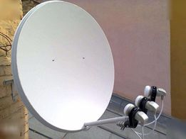 Установка и ремонт спутниковых тарелок, Т2 антен антенн Прошивка