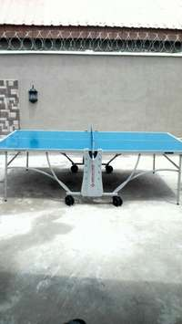American fitness outdoor table tennis 0