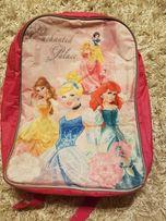 Plecak szkolny princess+ torebka