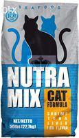 Nutra Mix Optimal корм для кошек Нутра Микс Оптимал 22.68 кг