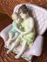 Статуетка Мама і дитина відпочивають Alsbach Thuringia