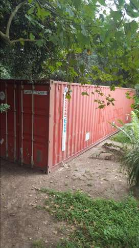 12 meter container - insulated