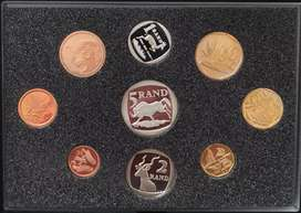 1994 RSA Proof coin set