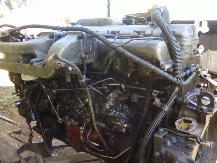 Hino p11c engine for sale not stripped only crankshaft missing 0