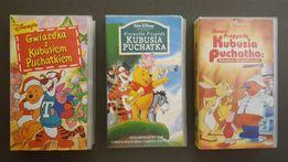 Kubuś Puchatek na kasetach VHS
