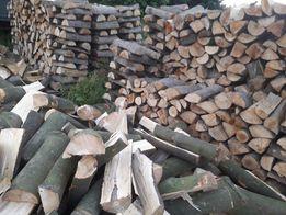 Drewno Kominkowe z dowozem