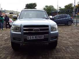 Ford Ranger double cab xle