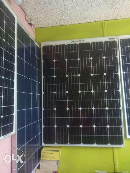 We install &supply solar panel 0