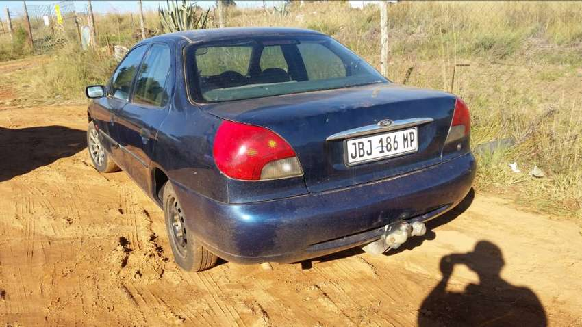 Parts of Ford mondeo 2l 0