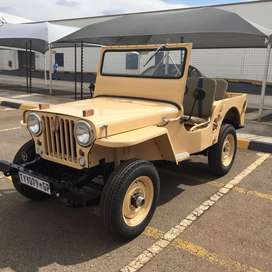 Willys jeep 1946