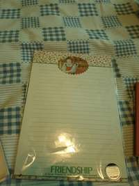 Image of Writing paper