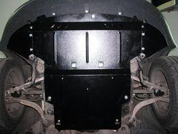 Защита двигателя Skoda Fabia Octavia Rapid Roomster Superb Yeti Kodiaq