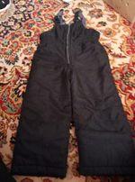 Синтепоновые штаны на мальчика