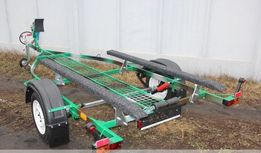 Прицеп для перевозки резиновых лодок (ПВХ) до 4,2 м