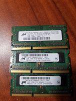 Micron-\ Hu1Gb-PC3-8500 DDR3-1066MHz SODIMM