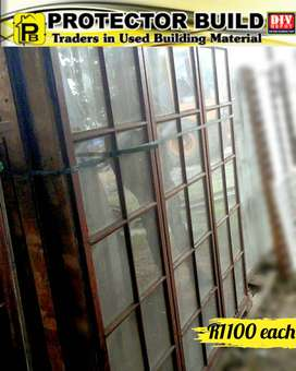 Wooden cottage pane windows for sale